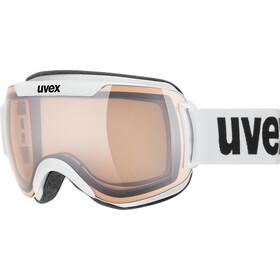 UVEX Downhill 2000 V Uimalasit, white/variomatic silver